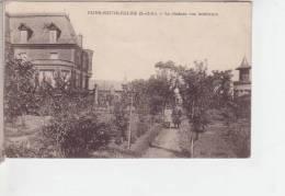 78.075/ FLINS NEUVE EGLISE -  Le Chateau Vue Intérieure - Francia