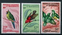 Nouvelle Calédonie    PA  88/90 *     Oiseaux/birds - Nueva Caledonia