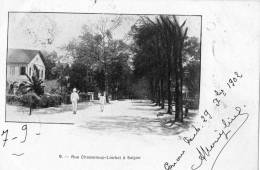 SAIGON RUE CHASSELOUP-LAUBAT CARTE PRECURSEUR - Viêt-Nam