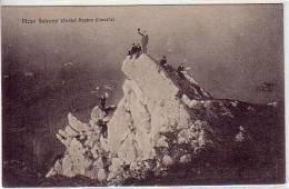 Arpino Ex Prov.Caserta - Rara Cartolina Pizzo Falcone Usata 1913 - Otras Ciudades