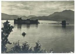 FOTO CARTOLINA - DALMAZIA - SEBENICO - SCENA DI PESCA - VERIFICATO PER CENSURA  -  VIAGGIATA NEL 1943 - Croatia