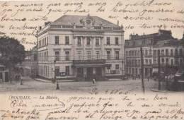 D59 - Roubaix - La Mairie - Carte Précurseur  : Achat Immédiat - Roubaix
