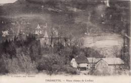 39- Thoirette Vieux Chateau De Conflans - France