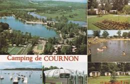COURNON D' AUVERGNE STATION VERTE ( LES 3 CARTES - Clermont Ferrand