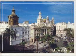 CADIZ  N° 677, Plaza De San Juan De Dios  -  Gran Formato - Cádiz