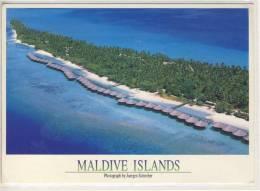 MALDIVE ISLANDS -  Panorama, Photo: Juergen Schreiber (c)  - Large Format - Maldives