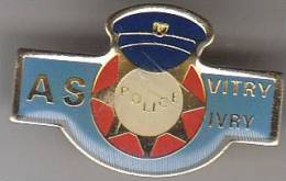 POLICE / AMICALE IVRY VITRY - Administrations