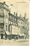 CPA  NANCY, Le Point Central Rue St Georges 5563 - Nancy