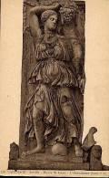 Cartolina Antica CARTHAGE, L'ABONDANCE, JARDIN, MUSEE' ST-LOUIS (non Viaggiata) - OTTIMA F4 - Sculture