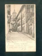 Fuenterrabia - Fontarrabie - Fontarabie - Calle Mayor ( Photo Ouvrard Biarritz) - Autres