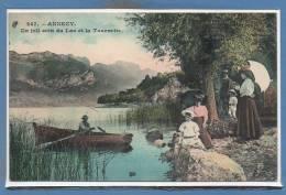 74 - ANNECY --  Un Joli Coin Du Lac... - Annecy