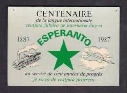 36-065 // 100 YEARS  ESPERANTO  1887-1987 - Esperanto