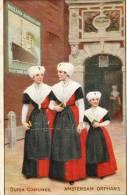 Dutch Costumes Amsterdam Orphans - Amsterdam