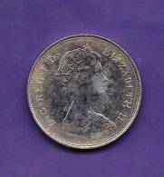 GREAT BRITTAIN 1980,  Circulated Coin, QUEEN MOTHER 80 Years C 90.142 - 1971-… : Decimal Coins