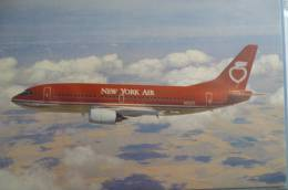 B 737 300    NEW YORK AIR   N63305 - 1946-....: Moderne