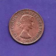 AUSTRALIA 1958,   Circulated Coin, 1 Penny Bronze, KM56, C90.145 - Australia