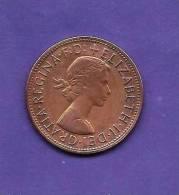 AUSTRALIA 1956,   Circulated Coin, 1 Penny Bronze, KM56, C90.146 - Australia