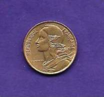 FRANCE 1976,  Circulated Coin XF, 5 Centimes KM933, C90.164 - France