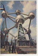 BRÜSSEL - Atomium - Ca 1965 - Monumenti, Edifici