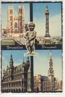 BRÜSSEL - Multicard - Ca1955 - Multi-vues, Vues Panoramiques