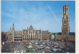BRÜGGE - Market Square - Ca 1980 - Brugge