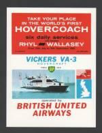 HOVERCRAFT>BRITISH UNITED AIRWAYS>BUA>VA3 - Flintshire
