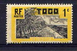TOGO - N° 124** - COCOTIER - Togo (1914-1960)