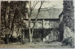 BOOS ABBAYE DE SAINT ARMAND - H DISCOURS NOEL, Graveur Rouen N° 389 - CPA Non écrite Correcte - Autres Communes