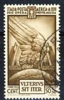 Regno VE3, SS 80 Pro Milizia N. A89 Usato - 1900-44 Victor Emmanuel III.