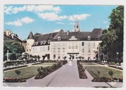 GRENOBLE - N° 949 - L' HOTEL DE VILLE ET SON JARDIN - CARTE NON VOYAGEE - Grenoble
