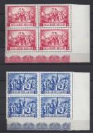 N°697/698 MNH ** POSTFRIS  ZM/TB/VF ZONDER SCHARNIER COB € 12.80 SUPERBE - Belgien