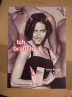 Bruno Banani Woman Parfum Carte Postale - Perfume Cards
