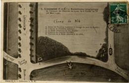 77 LIEUSAINT - Reconstition Topographique De L'Attaque Du Courrier De Lyon... - Francia
