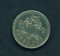 BARBADOS - 1994 25c Circ. - Barbades