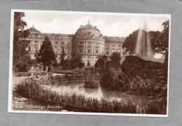 37939    Germania,   Wurzburg -  Residenz,  NV - Wuerzburg