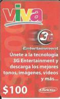 Prepaid:USACell,  Viva - 3G Entertainment - Vereinigte Staaten