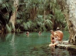 (100) Australia - NT - Katherine Mataranka Homestead Thermal Pool - Aborigènes