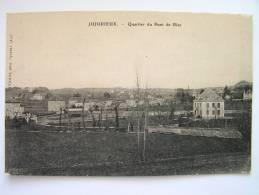 Cpa, Très Belle Vue, Jujurieux, Quartier Du Pont De Riez - Other Municipalities