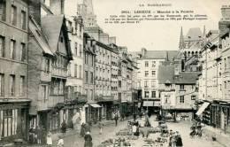N°29517 -cpa Lisieux -marché à La Poterie- - Lisieux