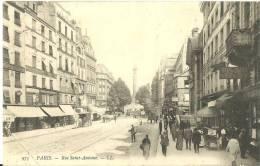 23 - PARIS - Rue Saint-Antoine - Année 1905 - Arrondissement: 11