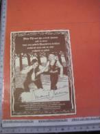 Tijl Uilenspiegel En Lamme Goedzak - Jeugdboek, Kaart Met Handteken Autograph MARCEL MEEUS  - Hubert Wolles Illustrator - Sonstige
