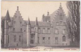 17689g KASTEEL Cortenwalle - Beveren Waes - 1903 - Beveren-Waas