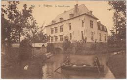 17694g CHATEAU - Bateau à Rames - Flobecq - Flobecq - Vloesberg