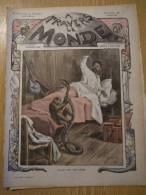 1902 CROISSIERE DU POURQUOI PAS / CHARMEURS DE CROCODILES / EN PIROQUE / A TRAVERS LE MONDE - Livres, BD, Revues