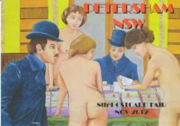 PYB: Postcard Fair Sydney Petersham Nov 2012 [ Nude Limited Edition 2013-IV-3] - Illustrators & Photographers