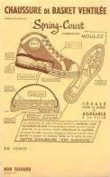 Buvard Réf.009. Chaussure De Basket Ventilée Spring-court - Shoes