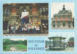 LE  GEANT / LE KIOSQUE  / MAIRIE  / LOT 598 - Solesmes