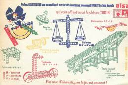 Buvard Réf.018. Alsa - Inventions, Jeux - Moto & Vélo