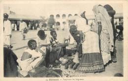 DJIBOUTI - Vendeurs De Légumes - Gibuti