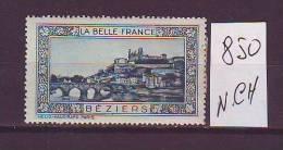 FRANCE. TIMBRE. VIGNETTE. BELLE FRANCE................... ........BEZIERS - Tourisme (Vignettes)